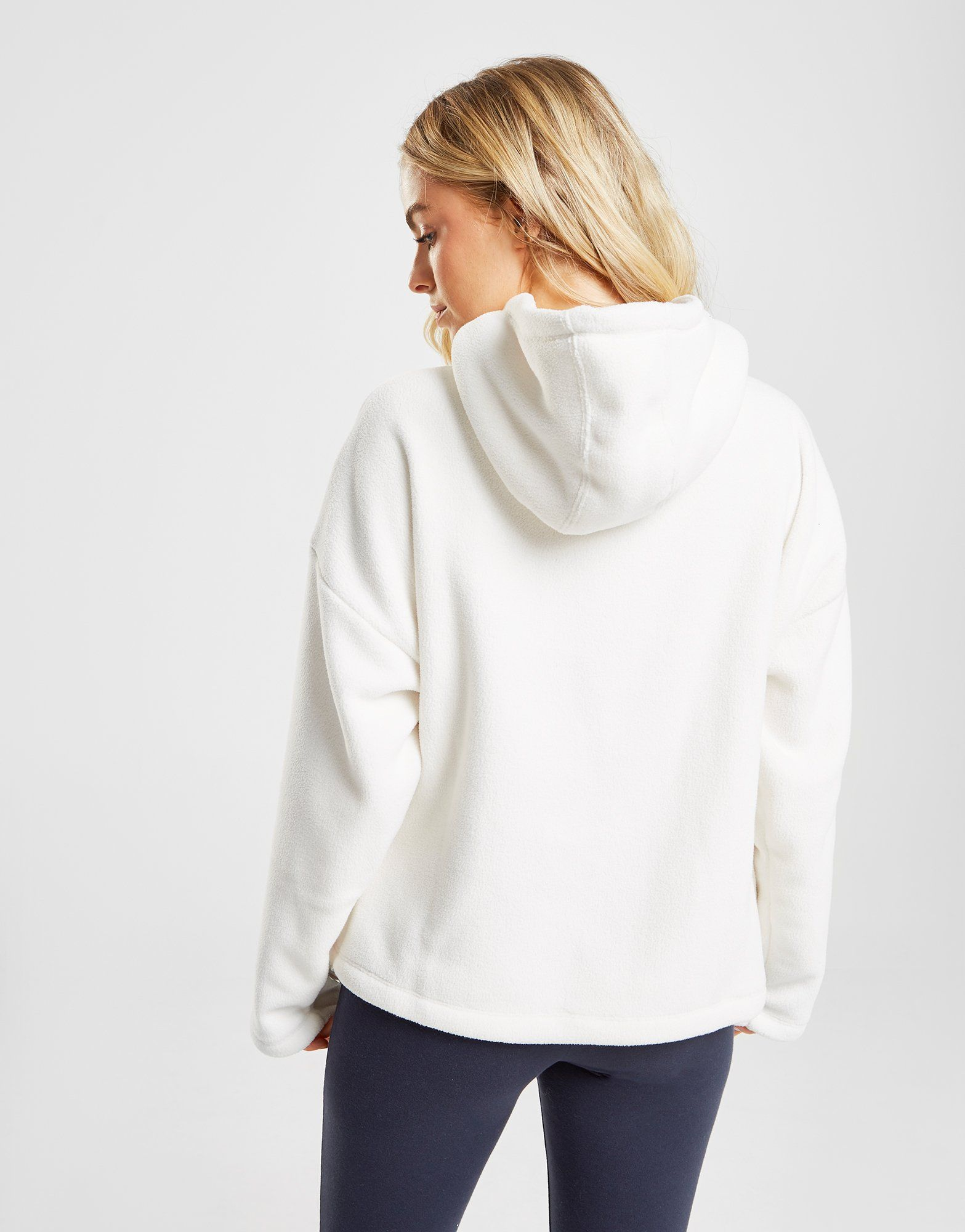 Champion Polar Fleece 1/4 Zip Hoodie