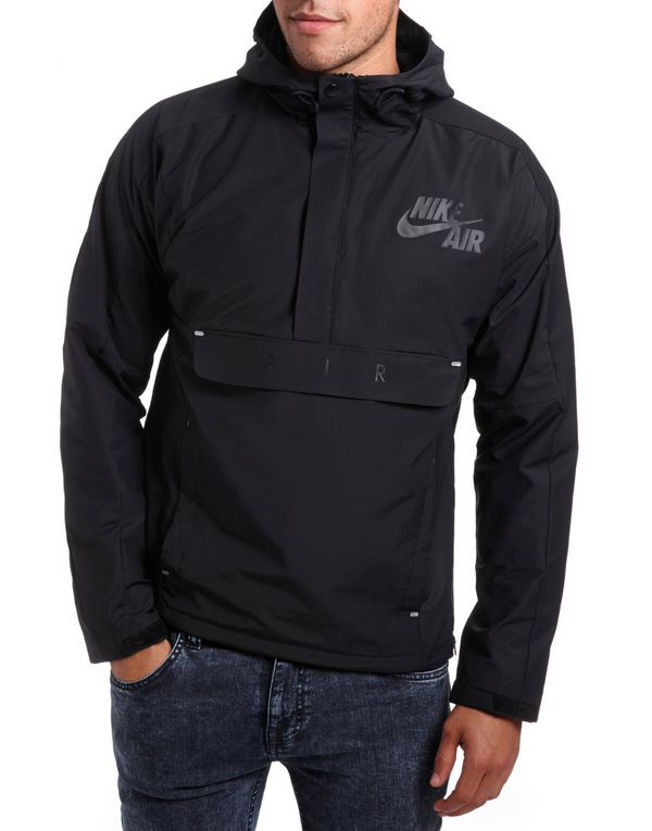 nike gravity half zip hooded jacket jd sports. Black Bedroom Furniture Sets. Home Design Ideas
