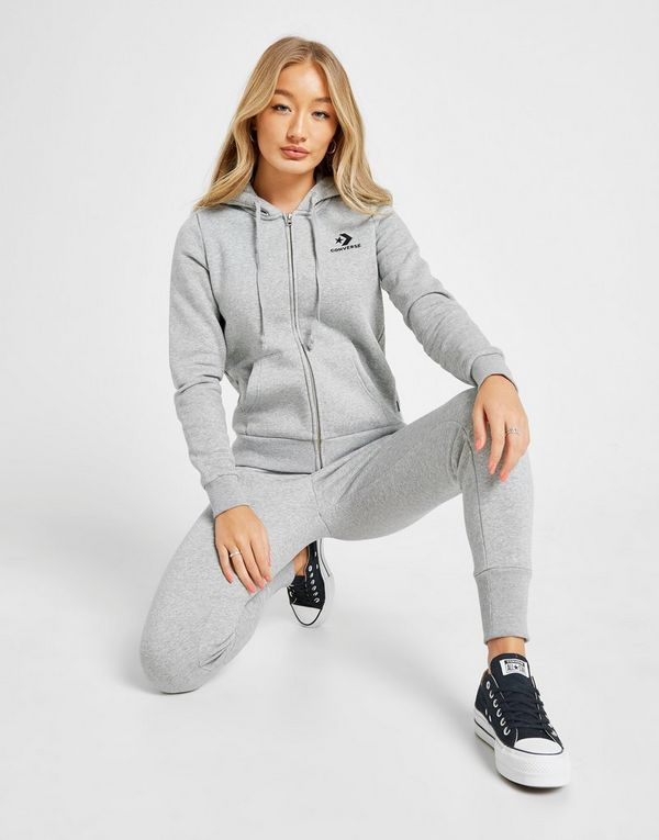 Converse Star Chevron Hoodie Damen | JD Sports