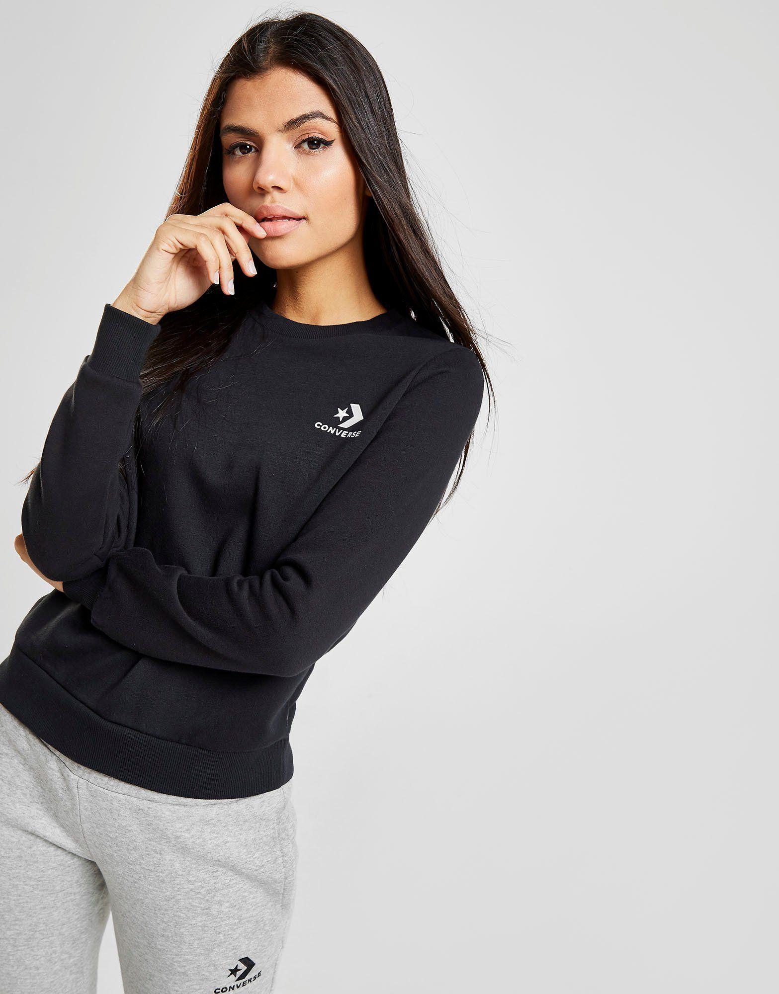 Converse Star Chevron Crew Sweatshirt