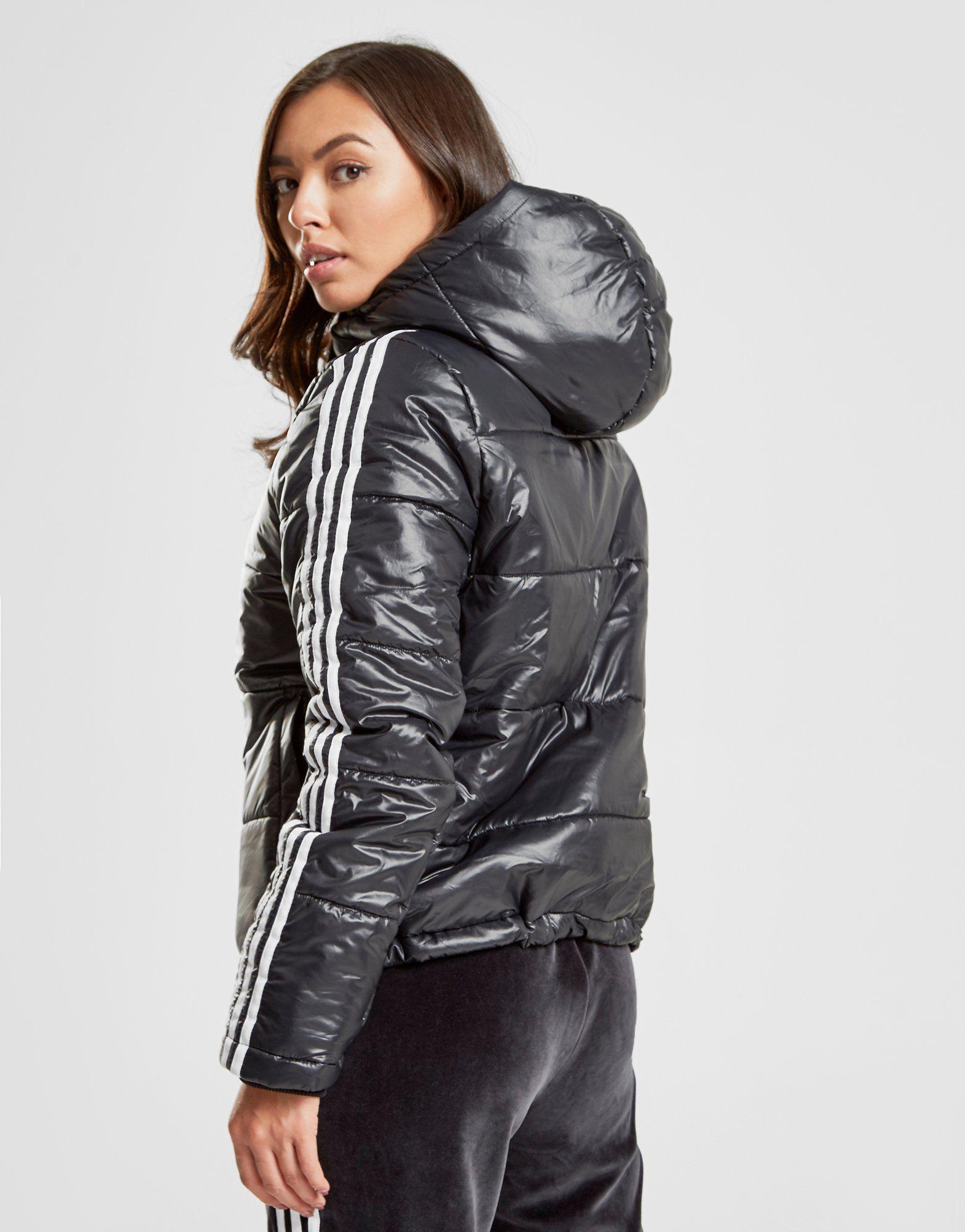 adidas Originals 3-Stripes Oversized Padded Jacket Dames