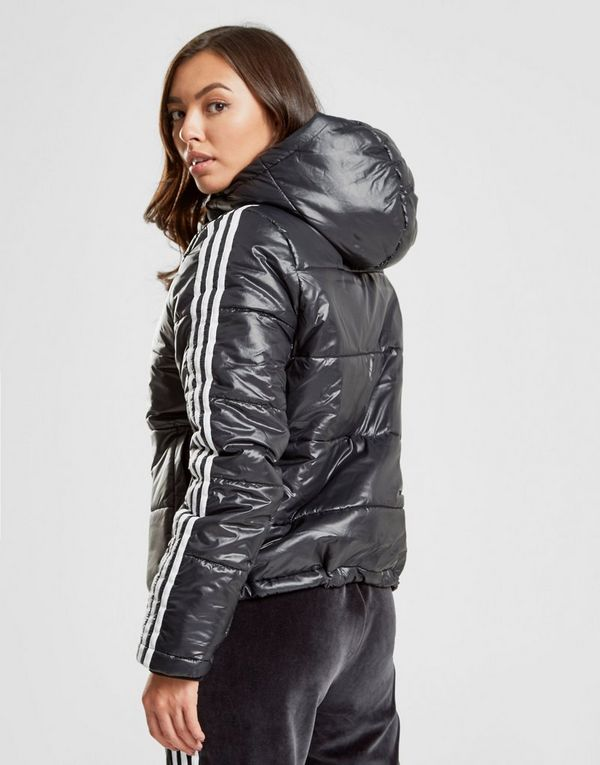 adidas Originals 3-Stripes Oversized Padded Takki Naiset  5fadd50e1f