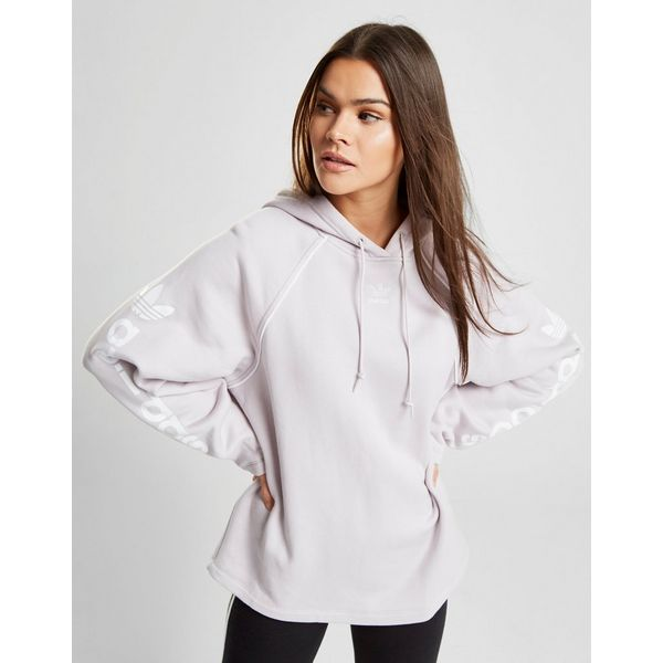 adidas Originals Sweat à capuche Linear Femme   JD Sports 6ee31ecd775f