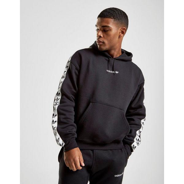 adidas Originals Tape Fleece Overhead Huppari Miehet ... e9eb2cbd2d