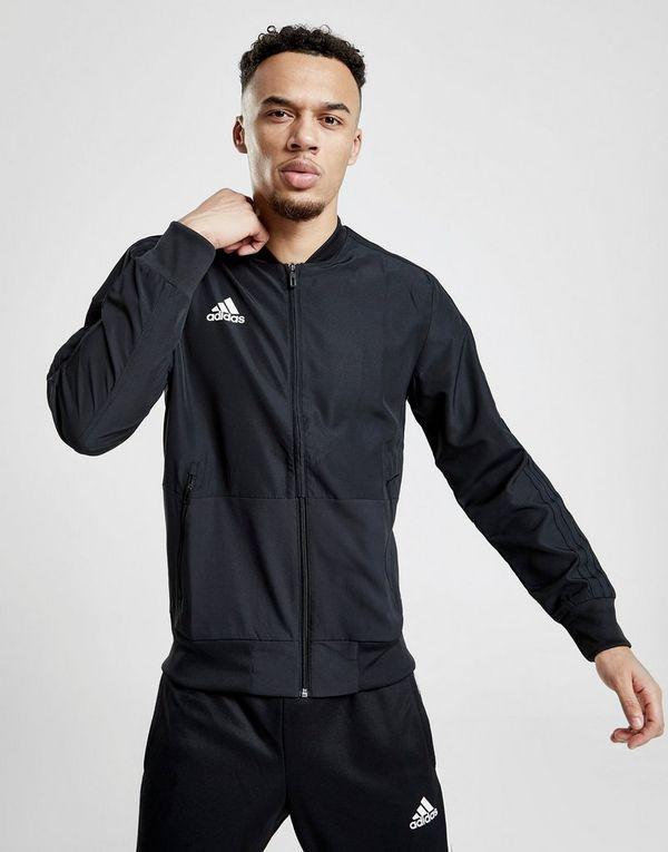 Sports Condivo Présentation 18 Adidas Homme Veste Jd PwHqW1YF