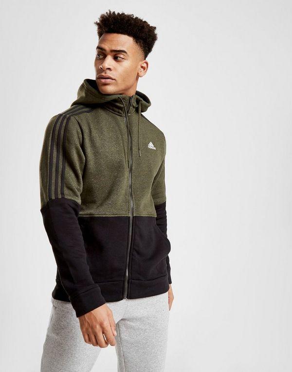 675288ca71 adidas Veste zippée à capuche Essential Homme | JD Sports