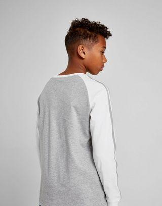 adidas Originals California Long Sleeve T Shirt Weiß Für