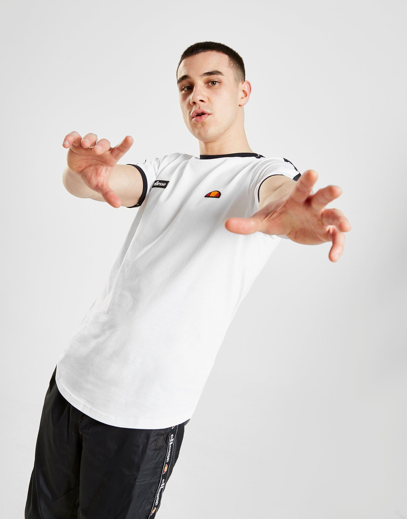 Ellesse Fede Taped T-Shirt