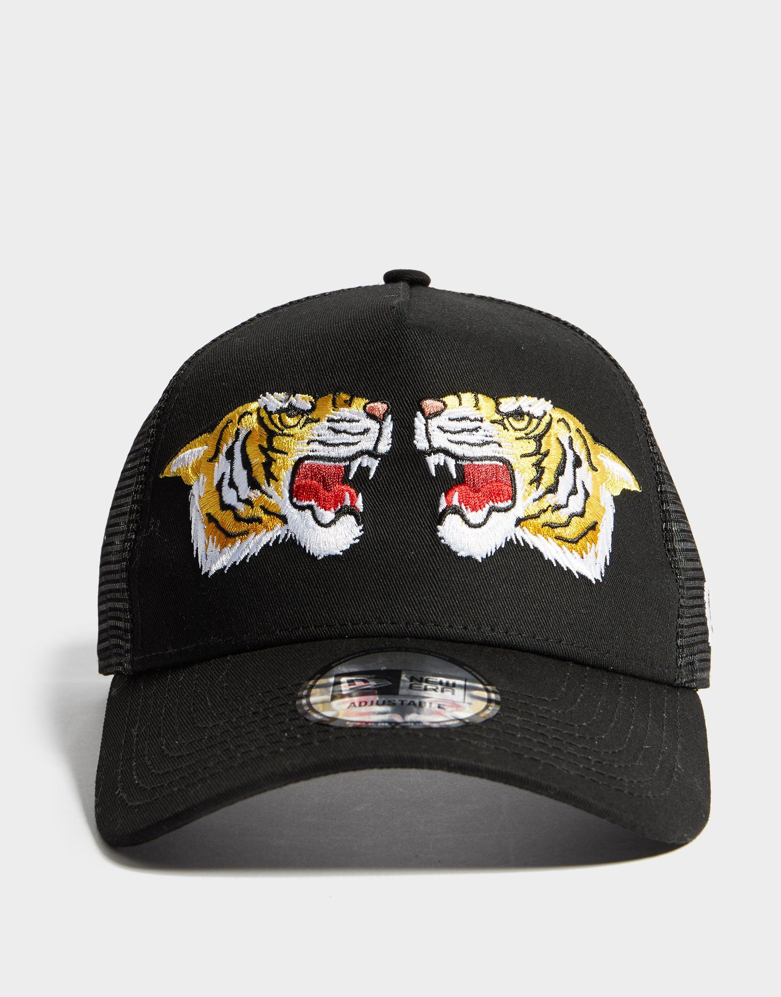 New Era A Frame Tiger Tattoo Cap