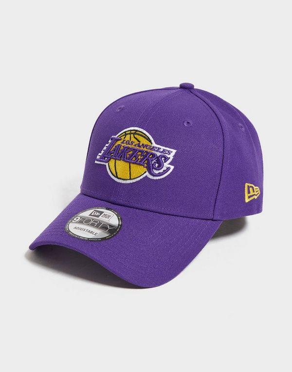 8361b60128b28 New Era gorra NBA Los Angeles Lakers 9FORTY