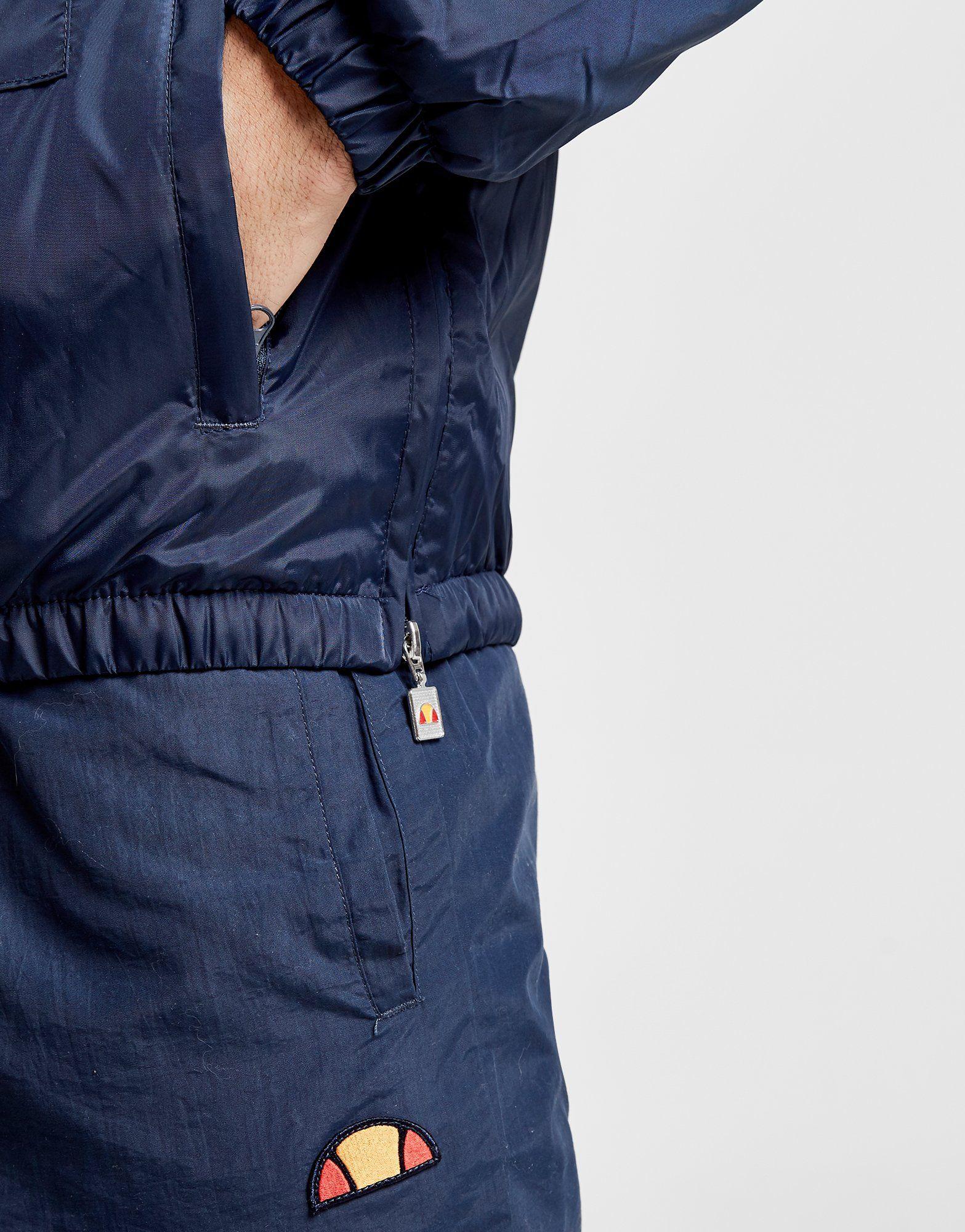 Ellesse Mont 1/4 Zip Jacket