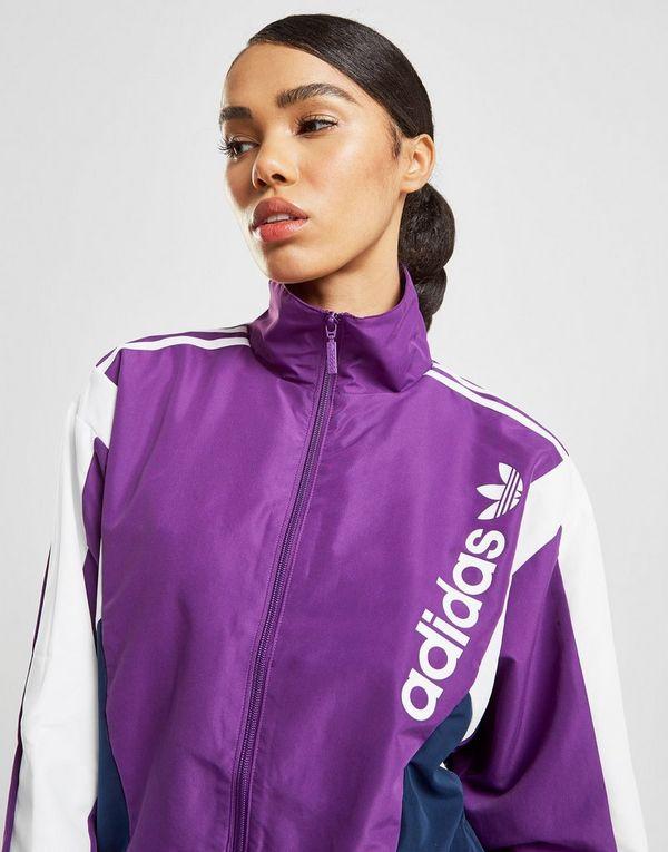c141ccba066 adidas Originals 90 s Colour Block Woven Track Top