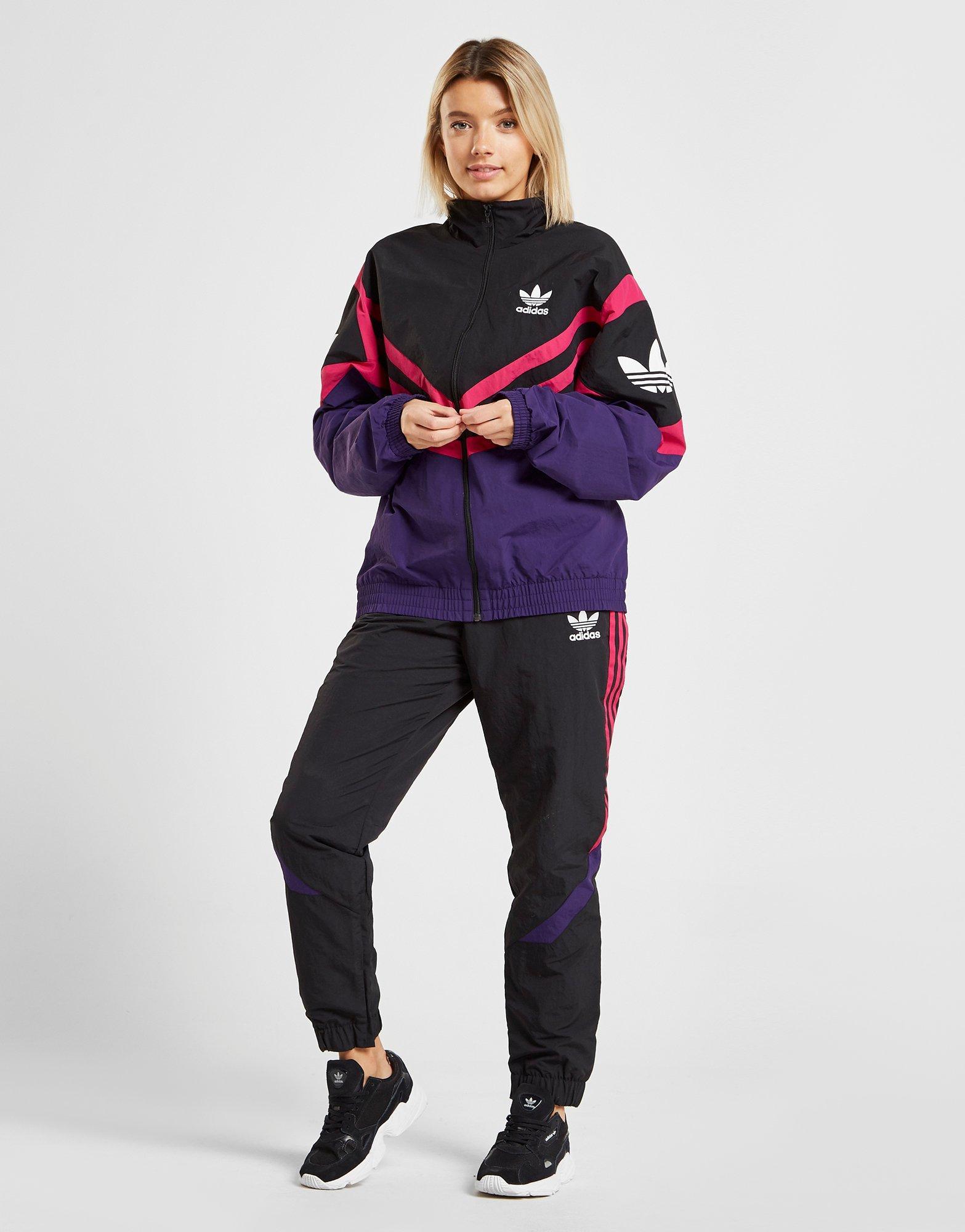 e3c4820bcc1761 New adidas Originals Women s Sportivo Track Pants Black