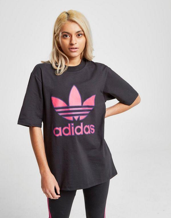 2baa99270fa4 adidas Originals T-shirt Trefoil Femme