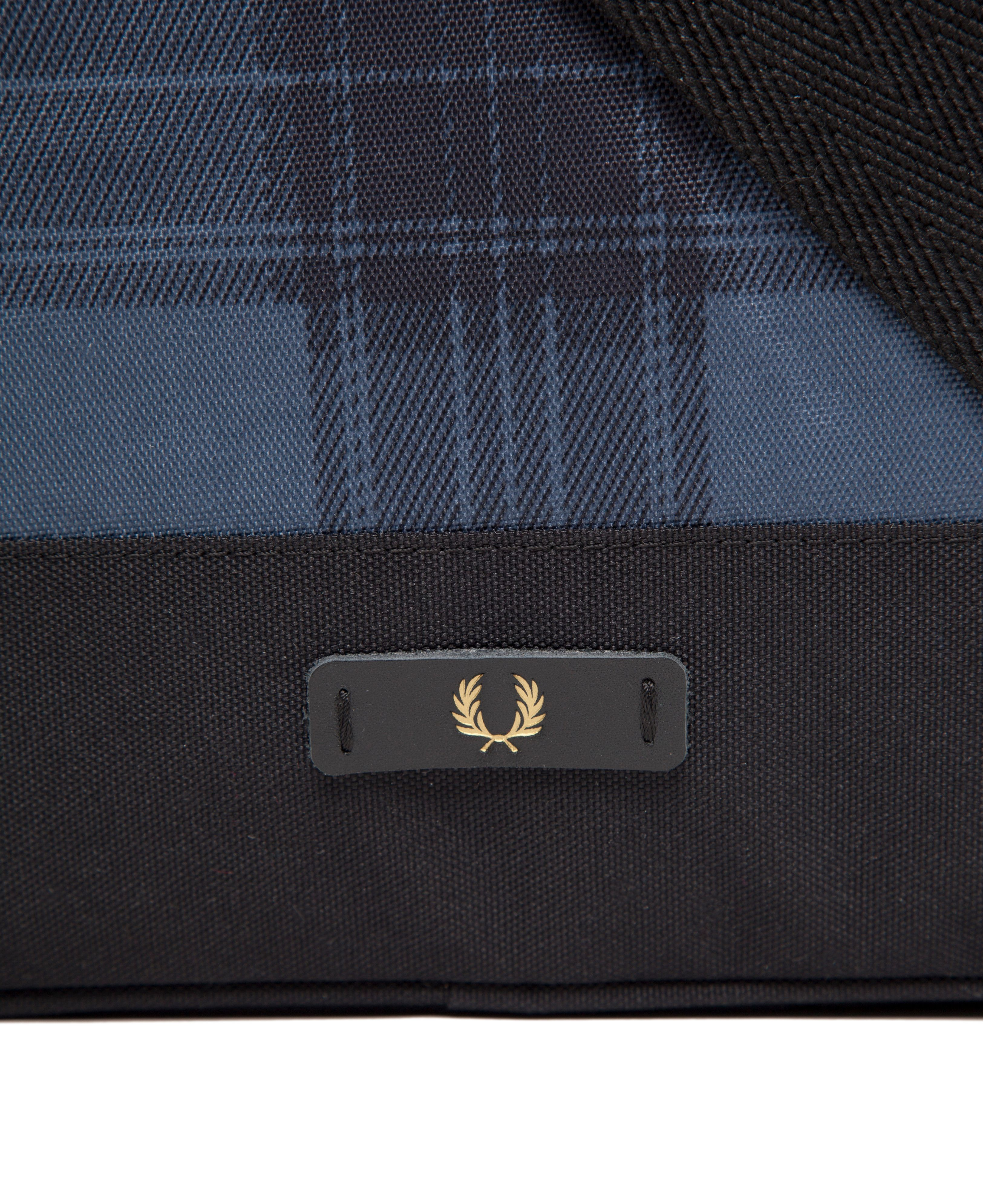 Fred Perry Canvas Shoulder Bag