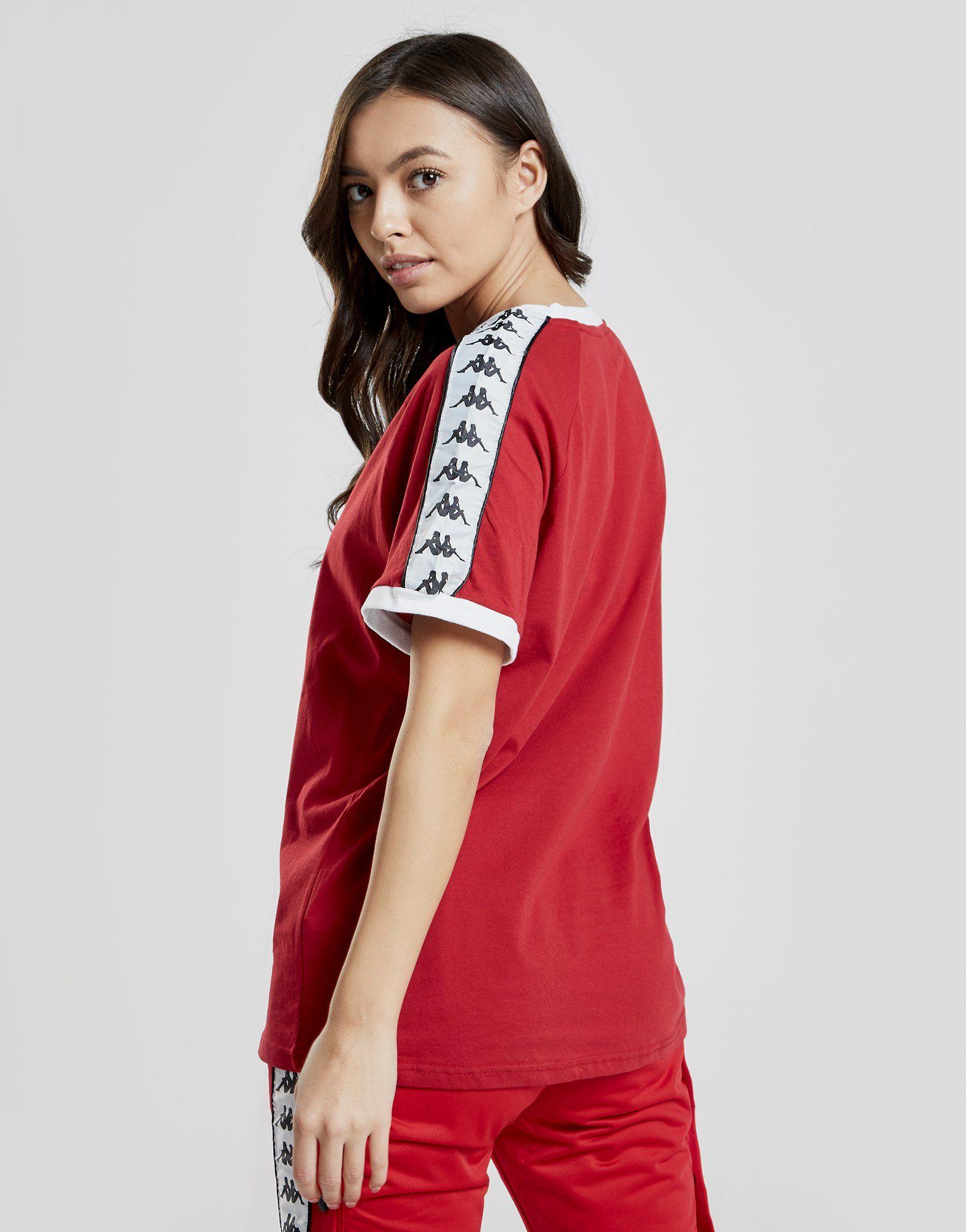 Kappa Banda Ringer T-Shirt