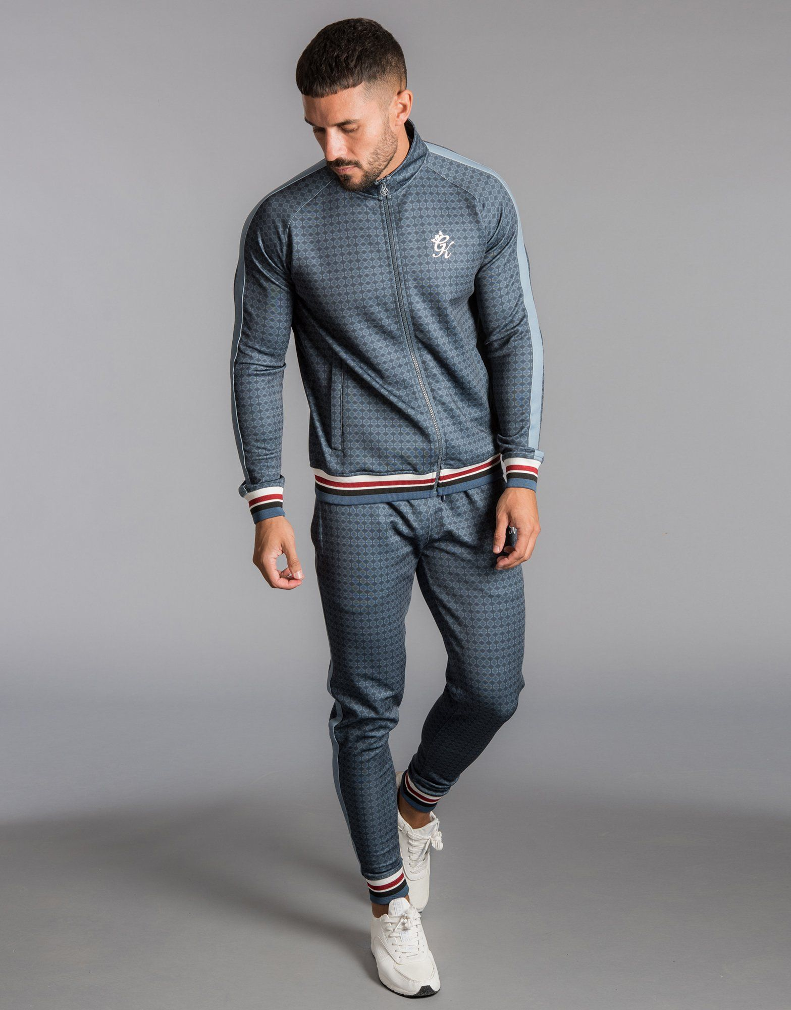 Gym King All Over Print Track Top