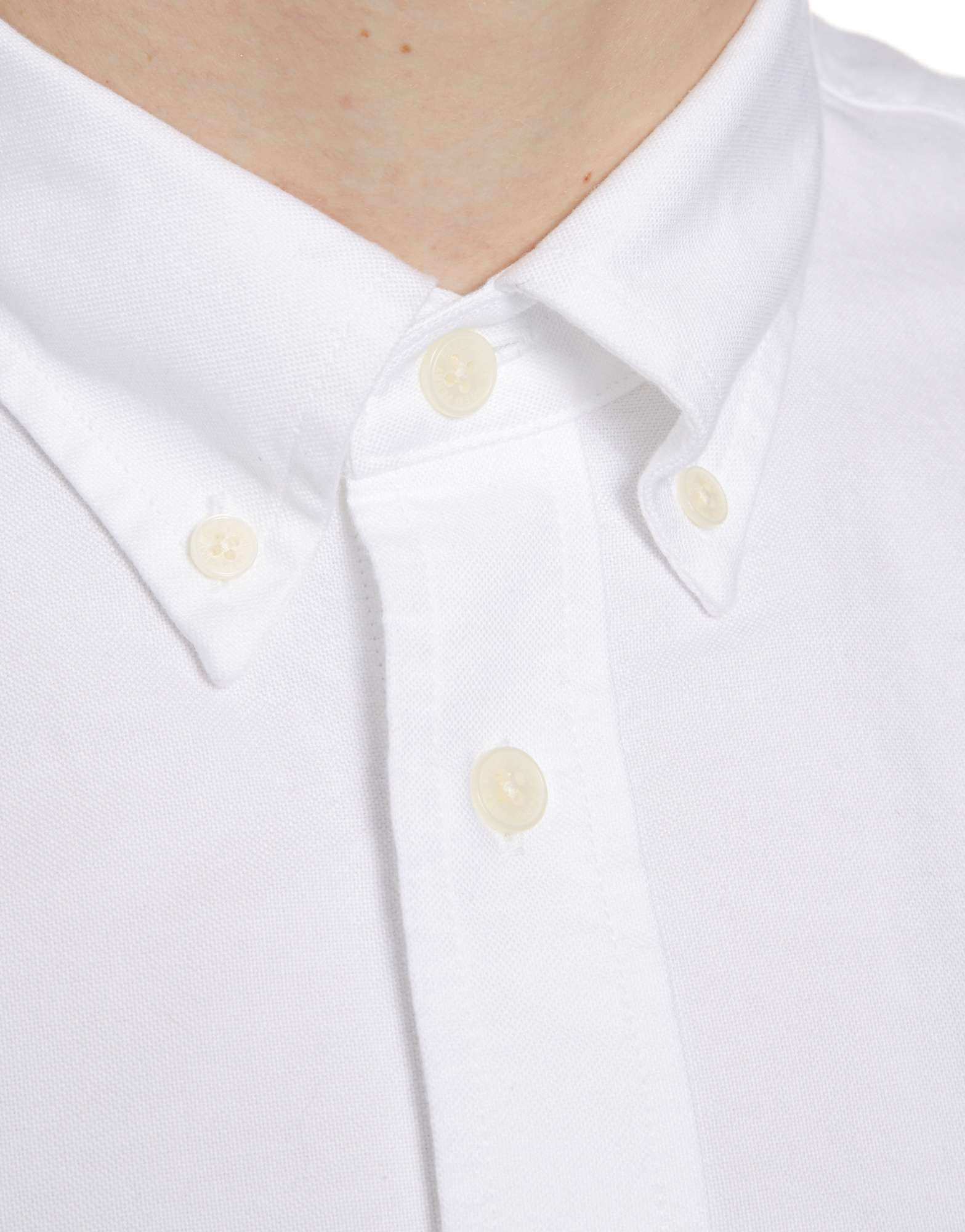 Fred Perry Long Sleeved Oxford Shirt