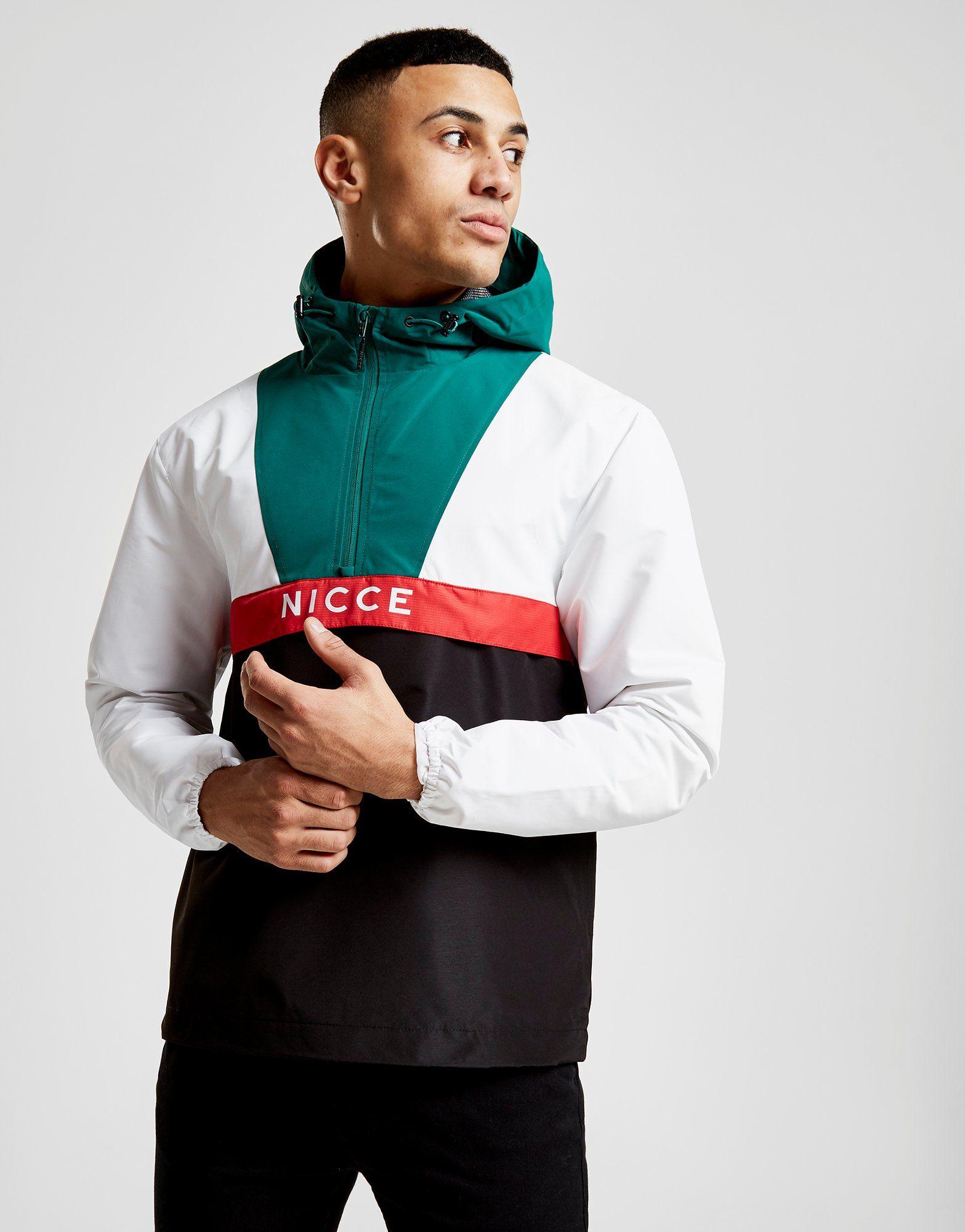 Nicce chaqueta Sommet 1/2 Zip