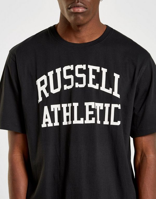 80be0538d8fbb Russell Athletic Arch Logo Short Sleeve T-Shirt