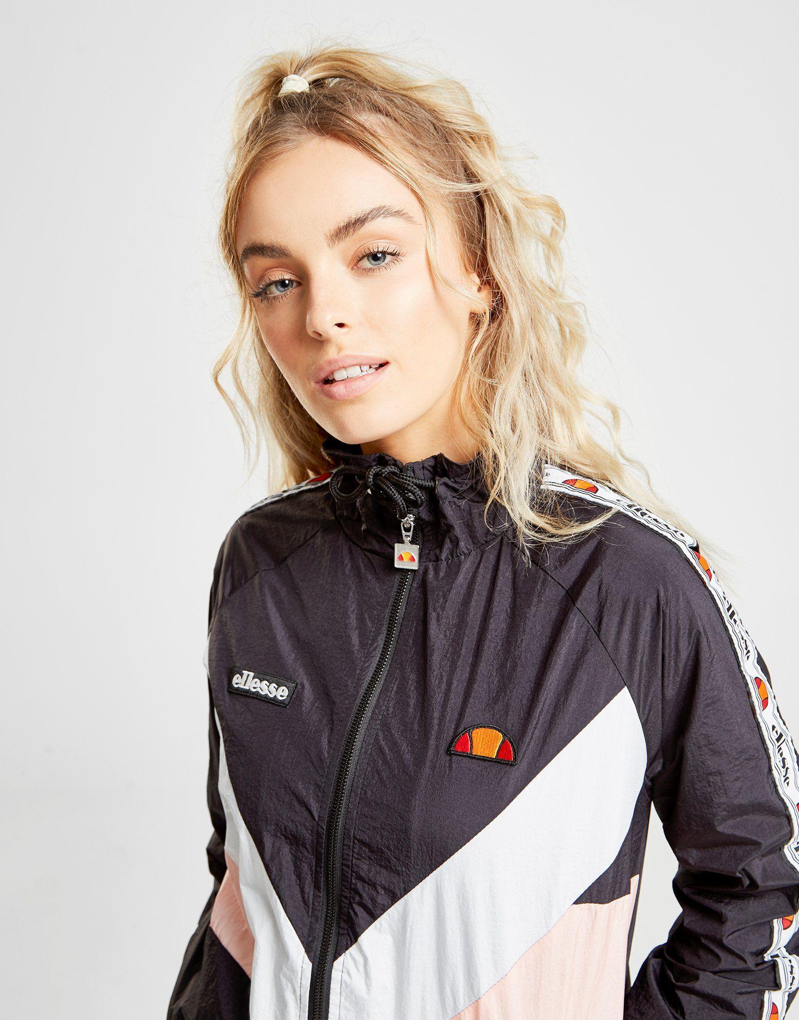 Ellesse Tape Woven Jacket