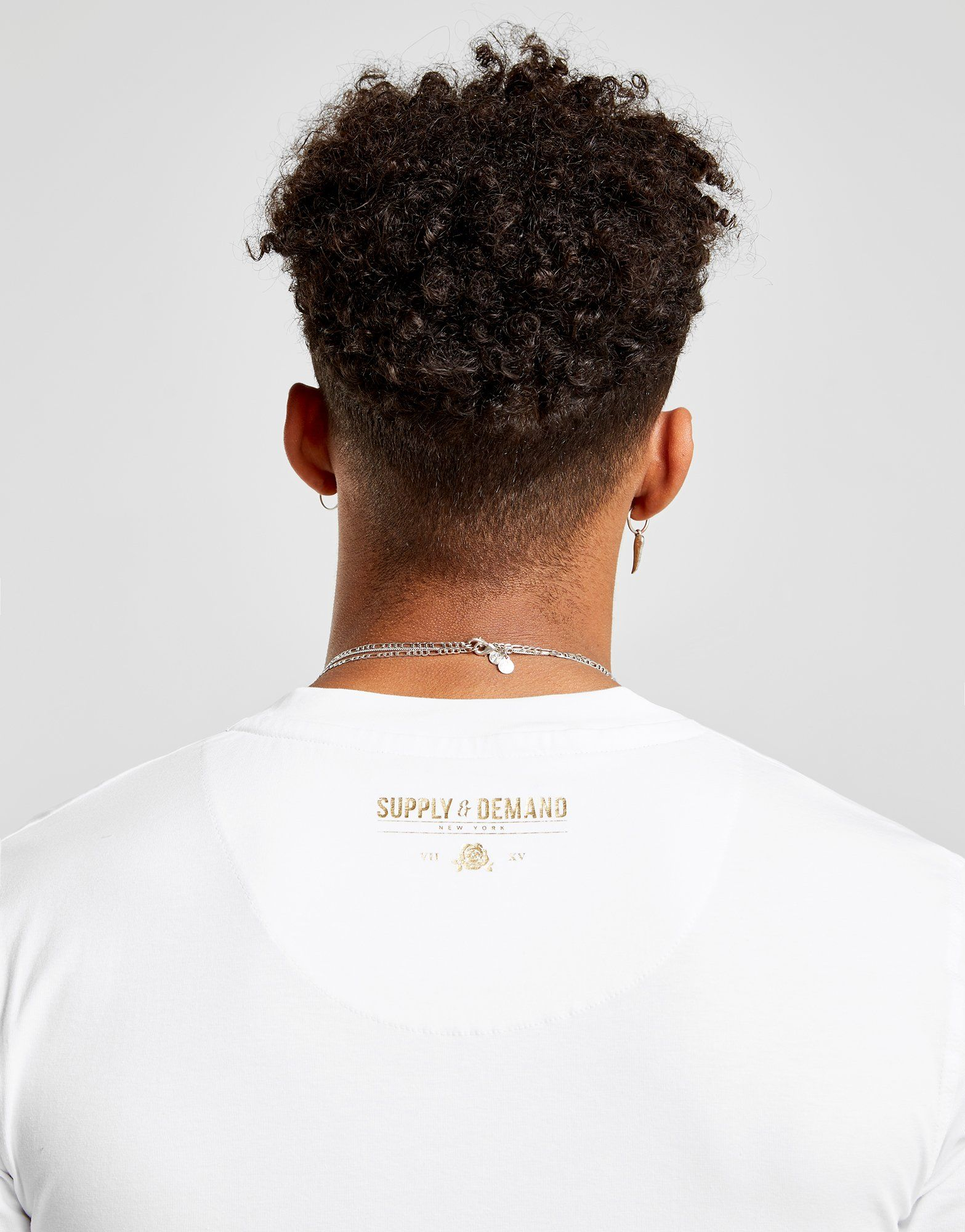Supply & Demand Foiled T-Shirt