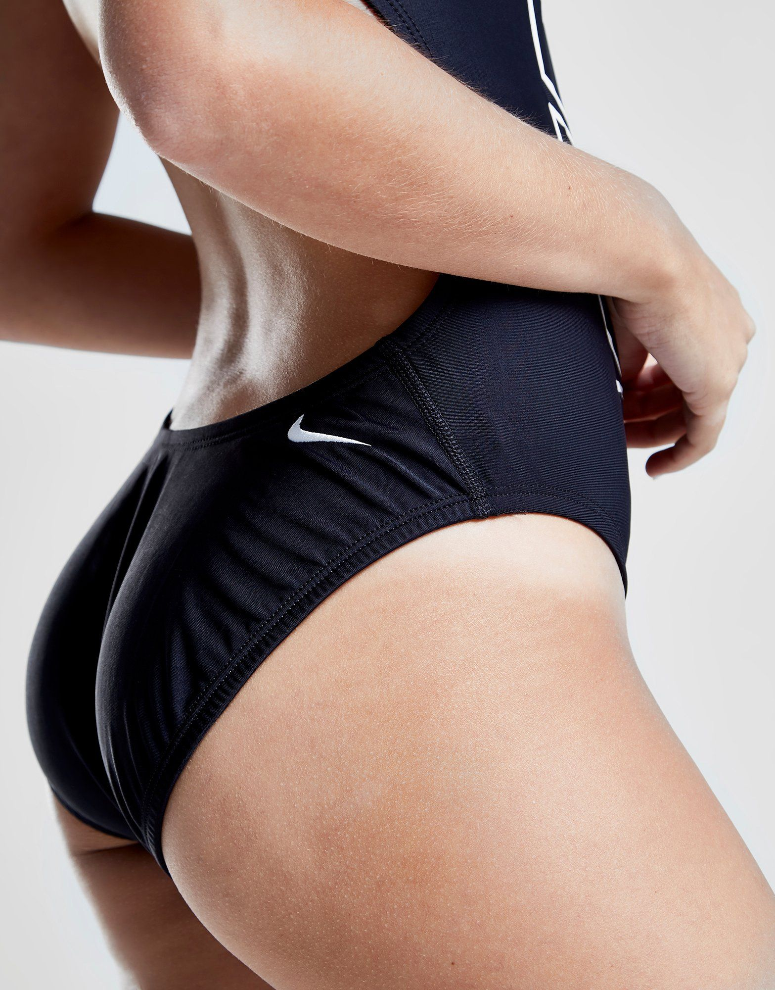 Nike Logo Swimsuit