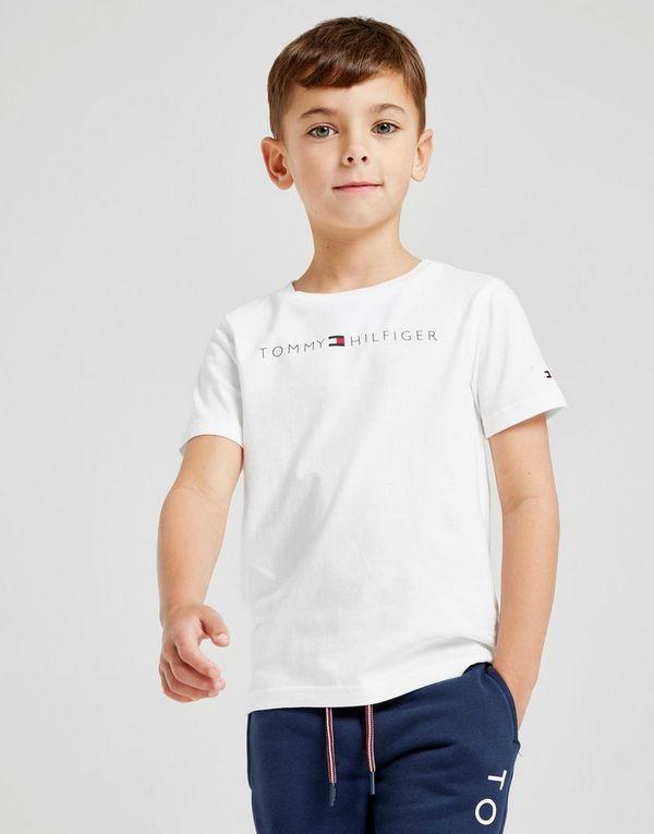 f441810ef Tommy Hilfiger Logo T-Shirt Children