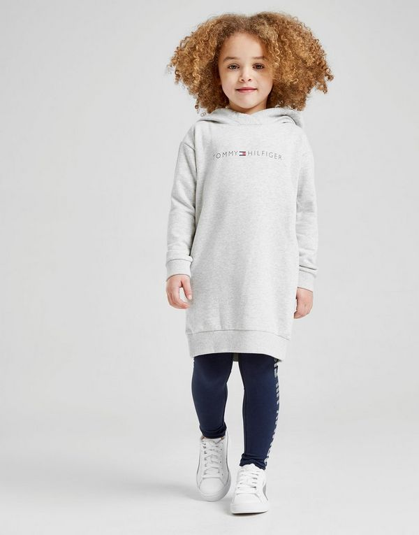 9c72ef405 Tommy Hilfiger Girls' Logo Hoodie Dress Children | JD Sports Ireland