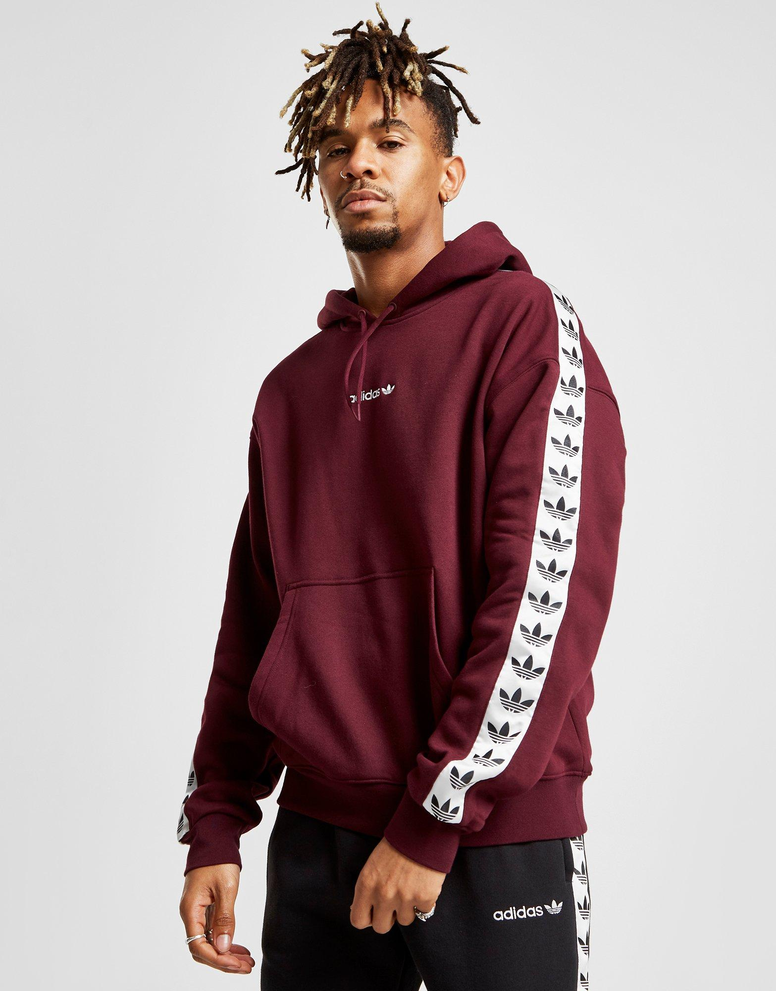 TNT Tape Hoodie | Pull over, Vêtements homme, Adidas