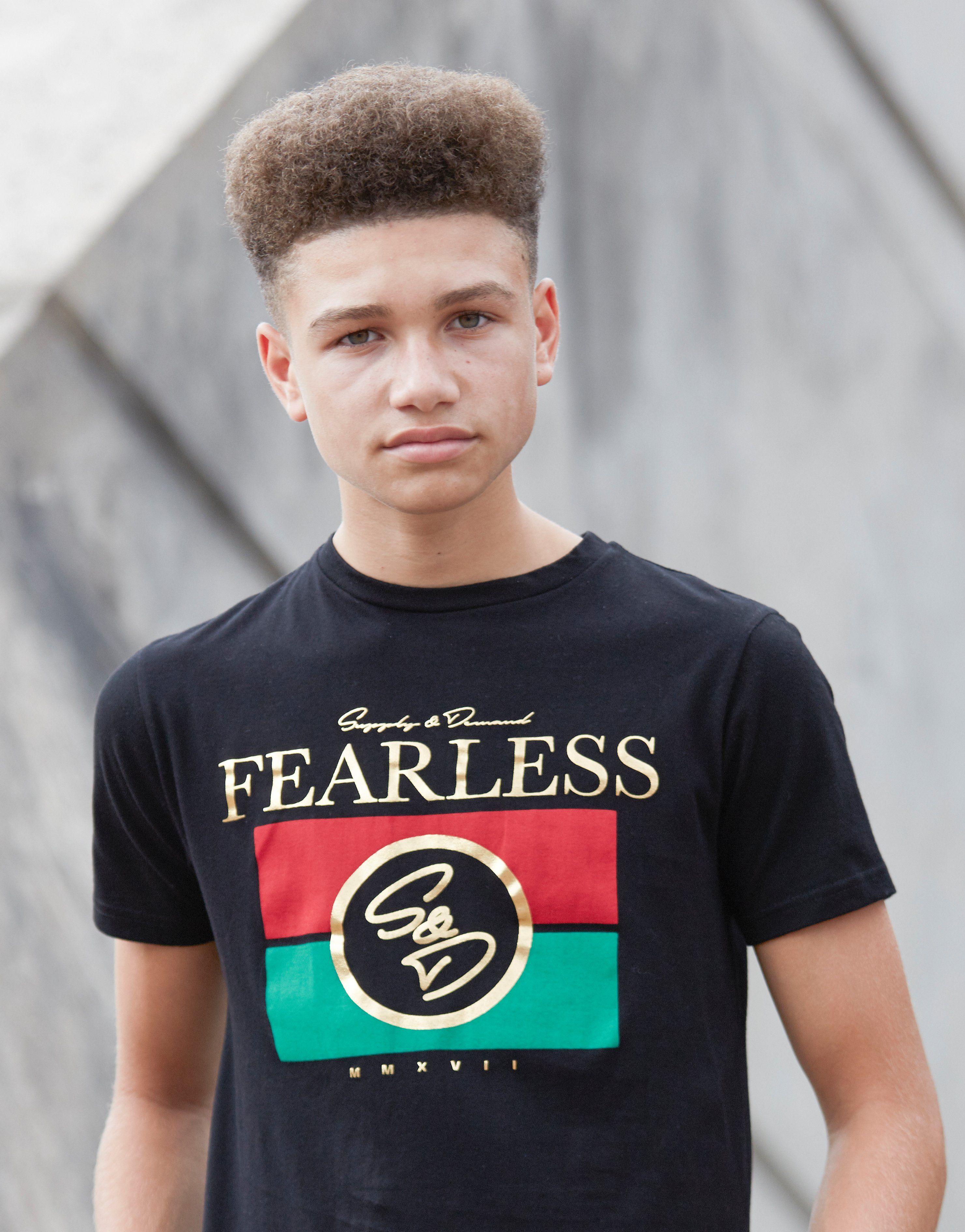 Supply & Demand Fearless T-Shirt Junior