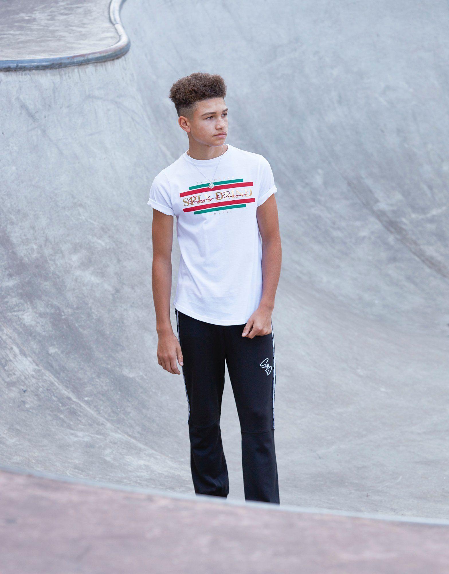 Supply & Demand Superstard T-Shirt Junior