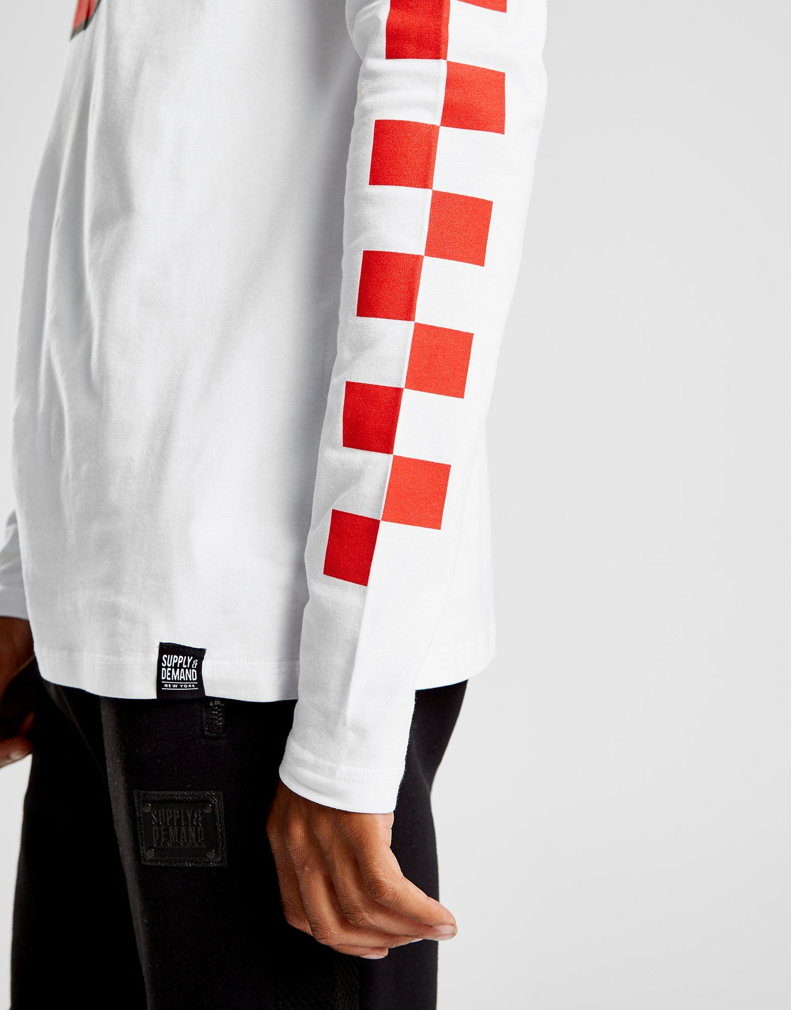 Supply & Demand Rae Sremmurd Long Sleeve T-Shirt