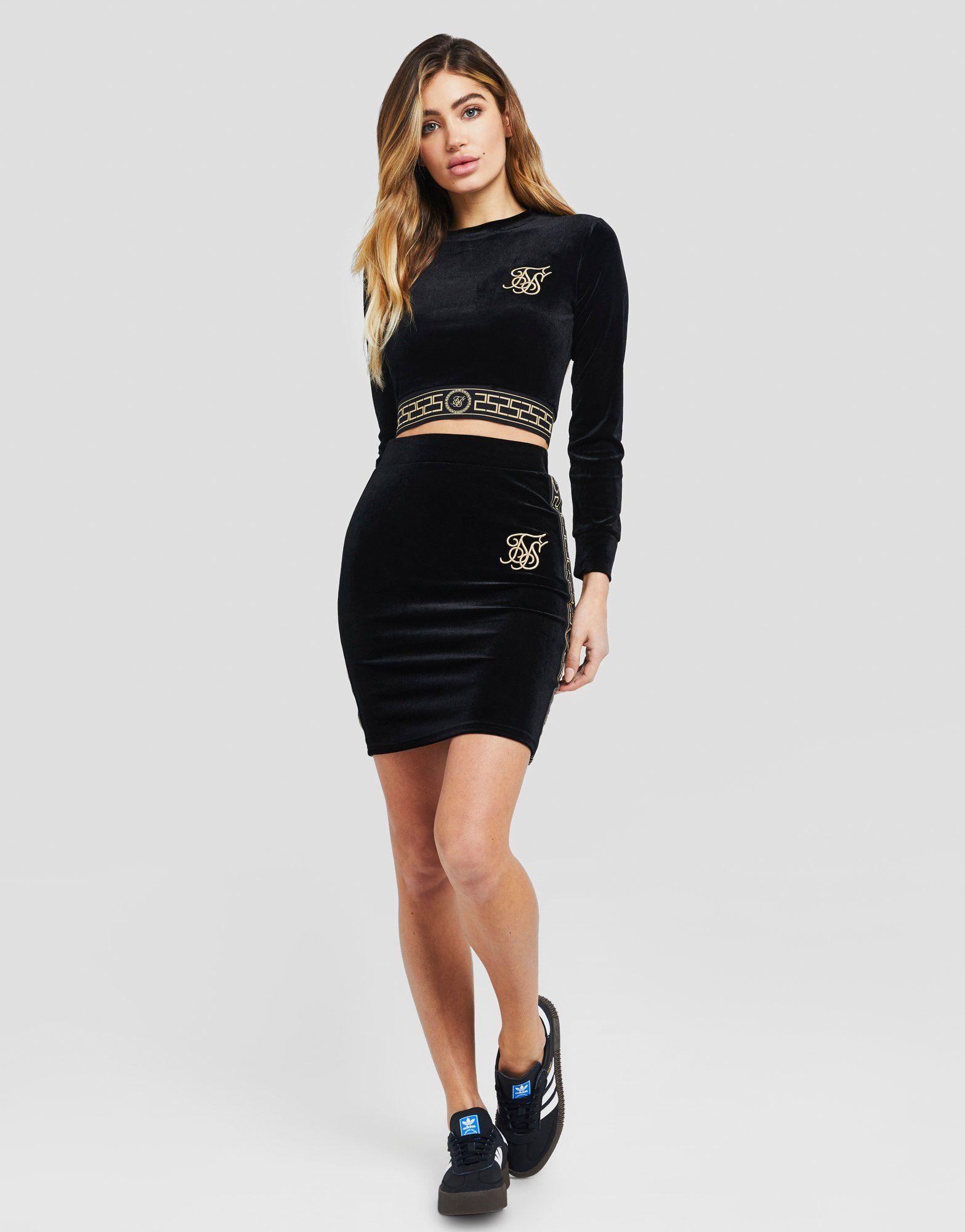 SikSilk Athena Skirt
