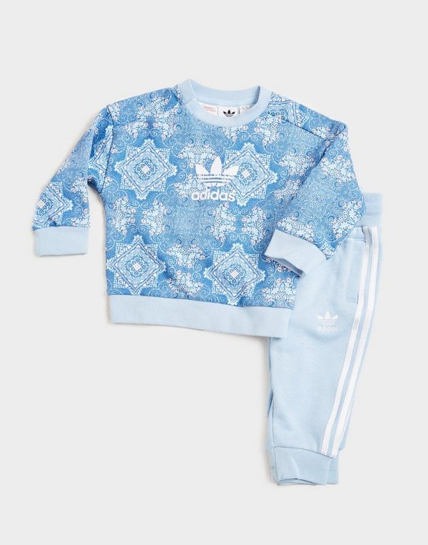 2f8c91e81ba65 adidas Originals Ensemble Fille Crew Imprimé Enfant