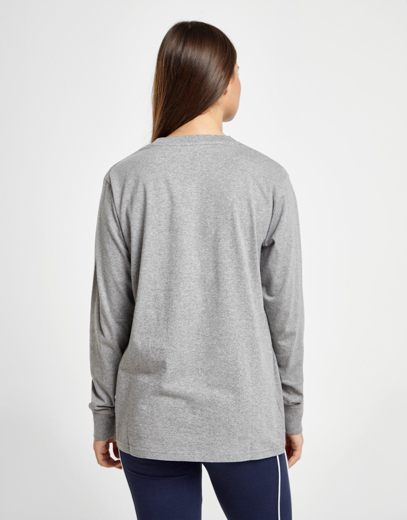 Fila T-shirt à manches longues Boyfriend Femme