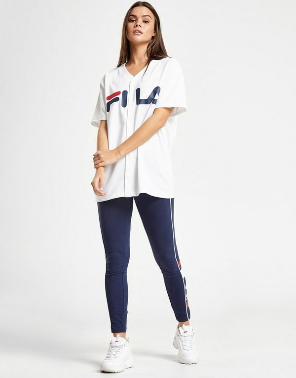 9241a3a3ef2 Fila Mesh Baseball T-Shirt | JD Sports Ireland