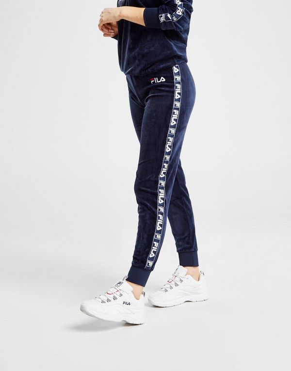 3d7378e44d04a Fila Pantalon de survêtement en velours Femme   JD Sports