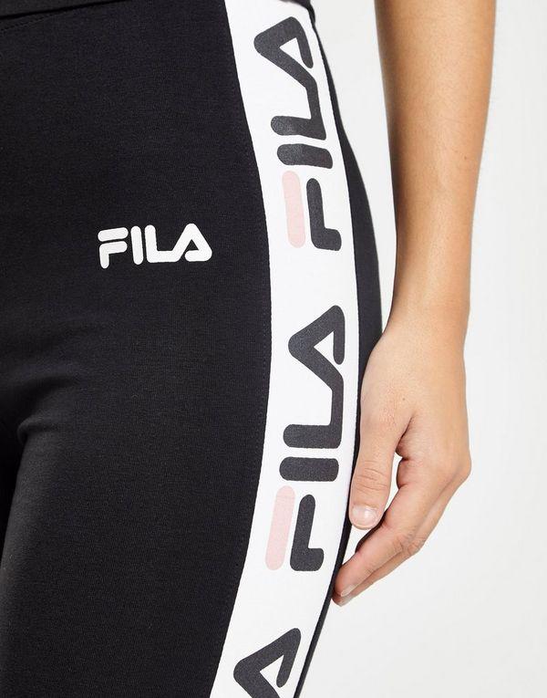 f1ec146b1cc14 Fila Logo Panel Leggings