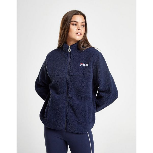 Sports Zippée Veste Jd Femme Sherpa Fila 15XWdO5nqw