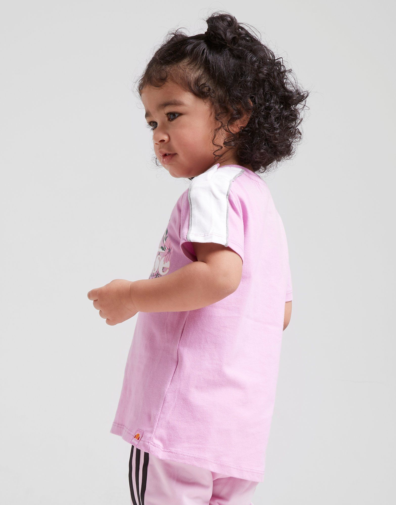 Ellesse Girls' Aster T-Shirt Infant