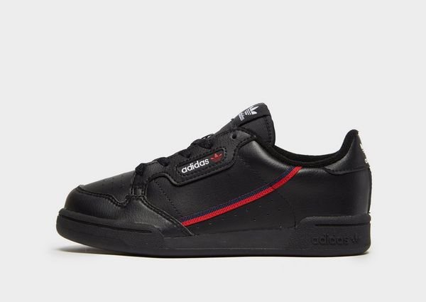 buy popular abaf2 1169e adidas Originals Continental 80 Children   JD Sports