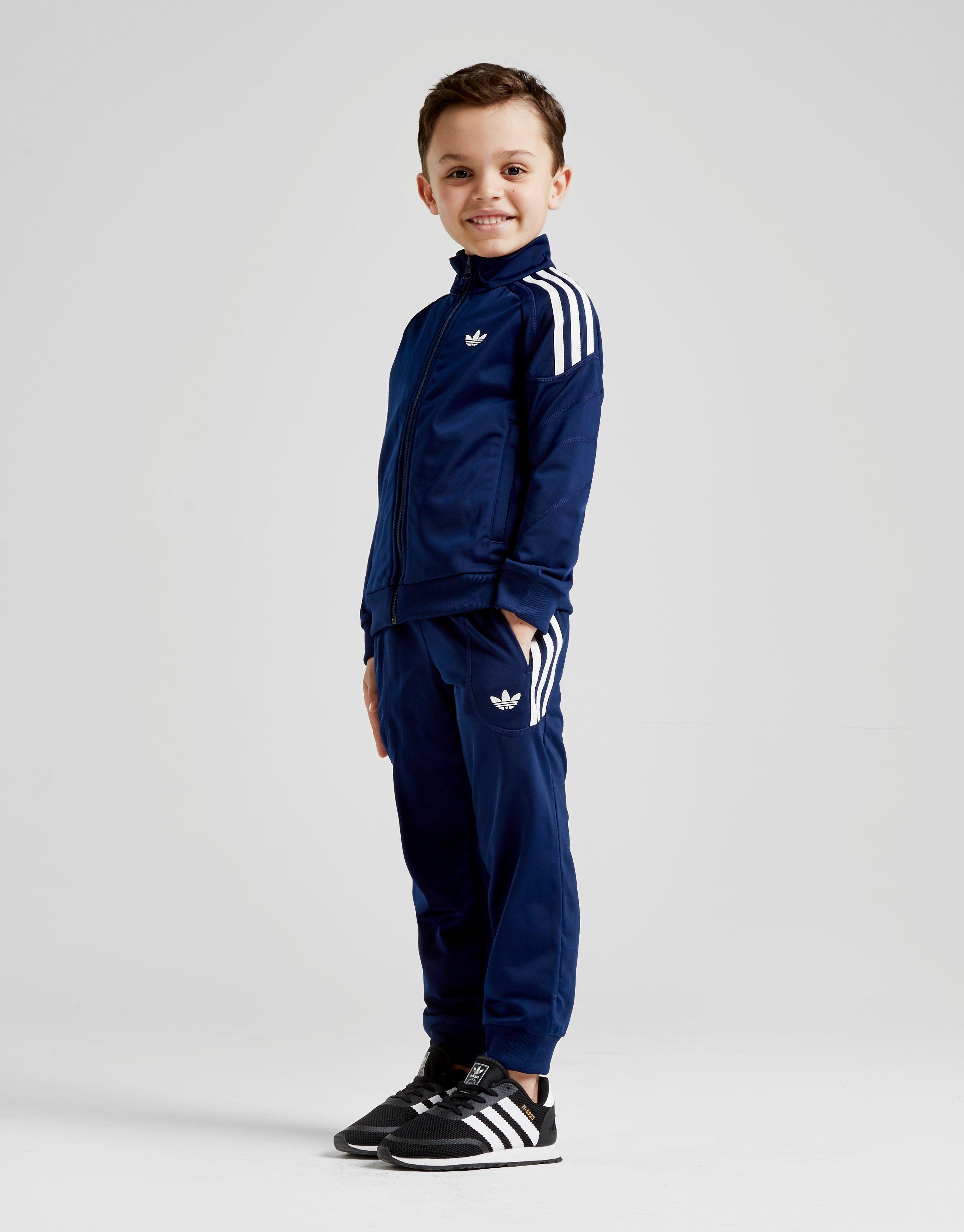 e77c12a63d1a adidas Originals Flamestrike Tracksuit Children