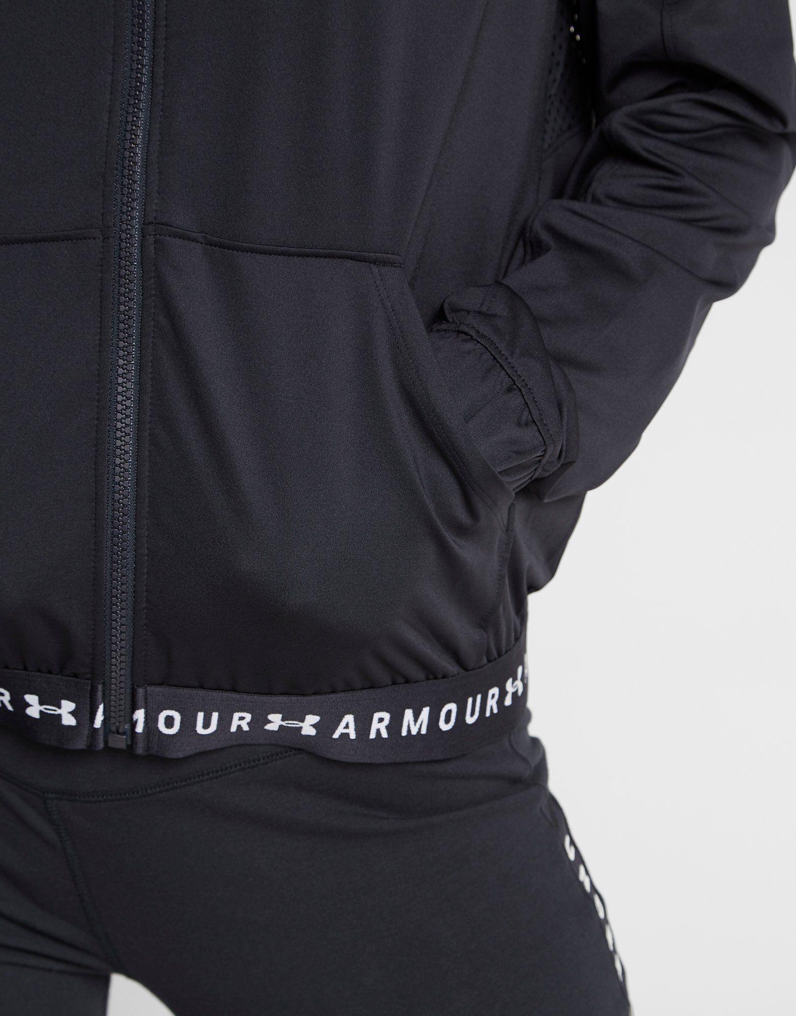 Under Armour HeatGear Full Zip Track Top