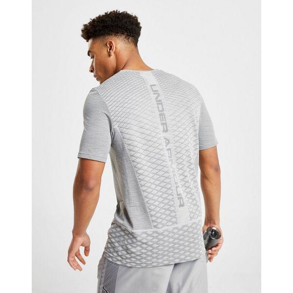 Under Armour Vanish Novelty Short Sleeve Graphic T-Shirt Heren