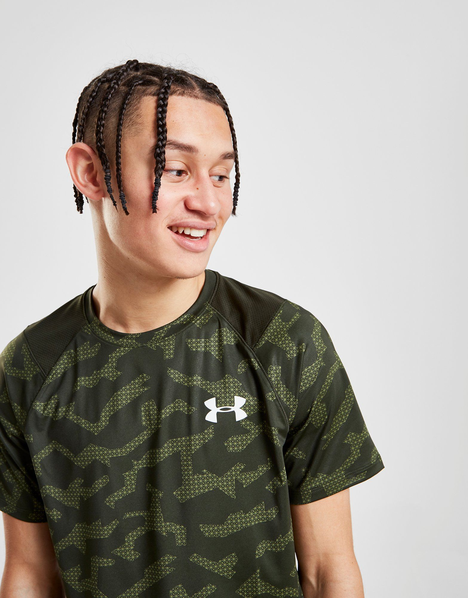 Under Armour MK-1 Twist T-Shirt