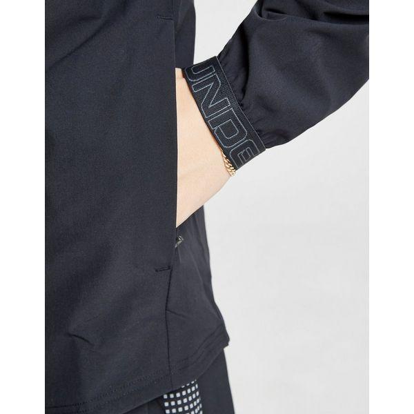 Under Armour Vanish Woven Full Zip Hooded Jacket