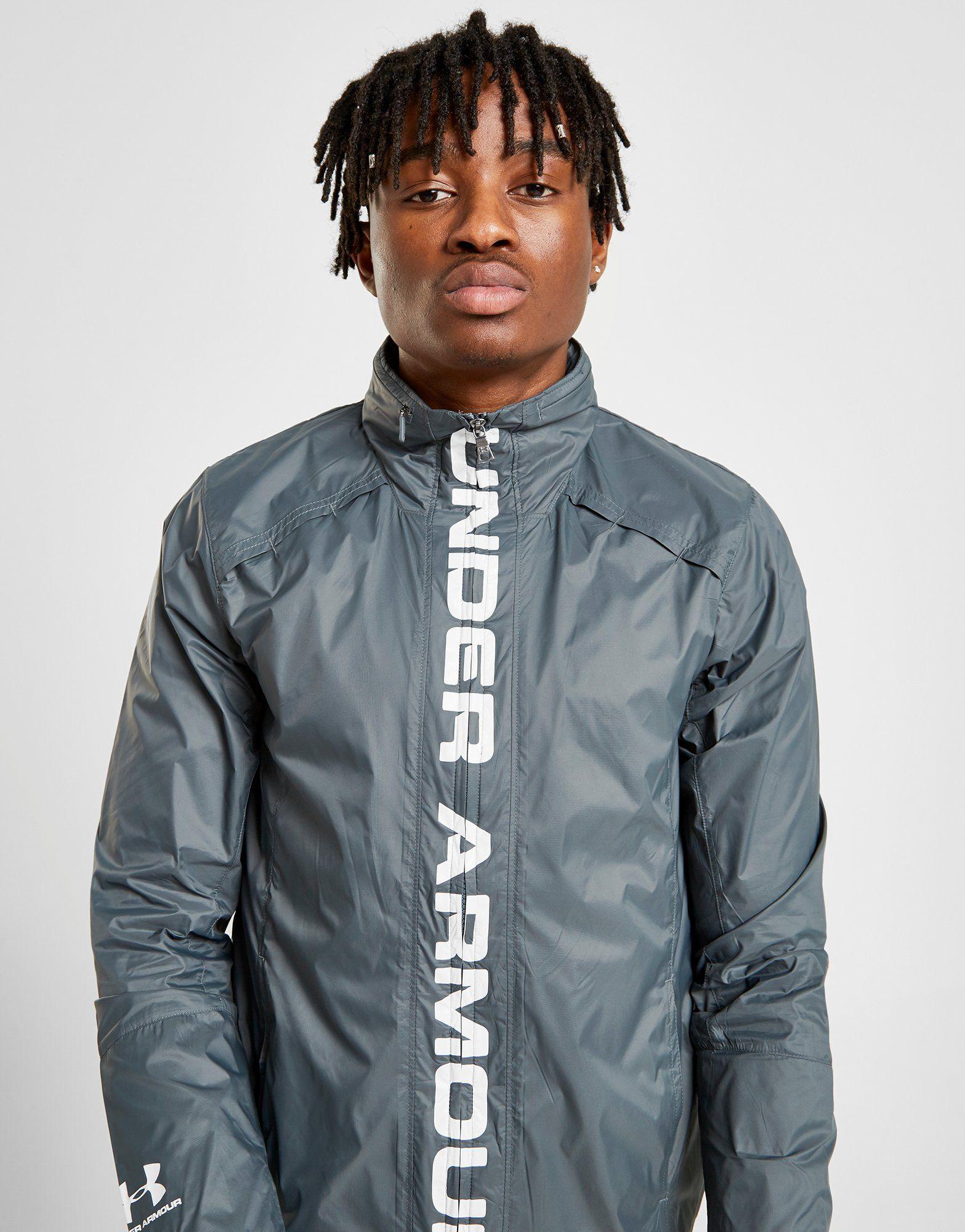 Under Armour Accelerated Wordmark Jacket