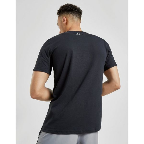 Under Armour Stacked Logo T-Shirt Heren