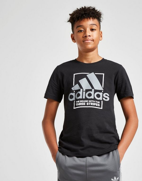 6dbf9154d5d92 adidas T-shirt Manches Courtes Junior
